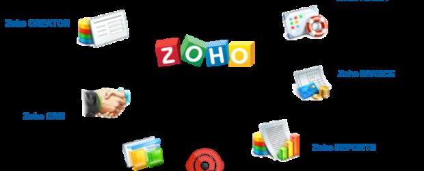 Découvrez l'entreprise Zoho